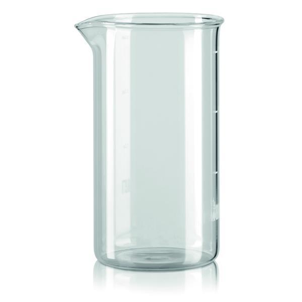 Bialetti Ersatzglas French Press 1 Liter