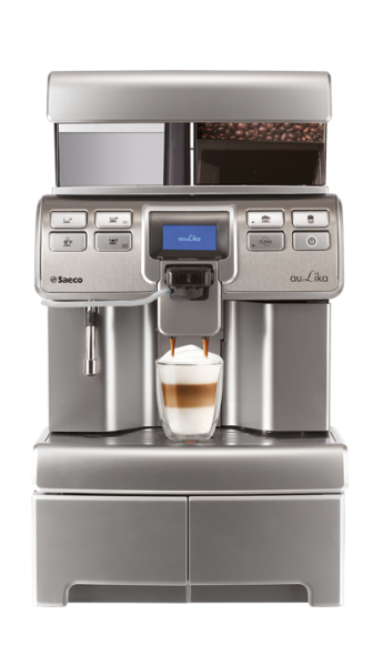 Saeco Aulika One Touch Cappuccino HSC - Festwasserautomat High Speed Cappuccino