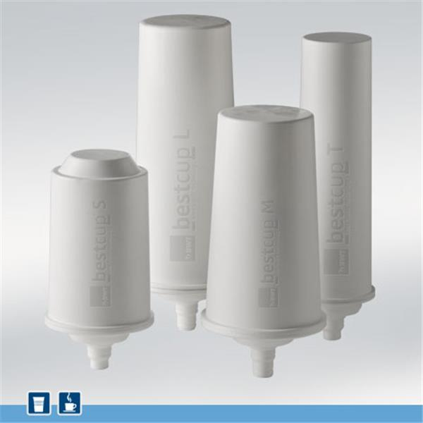 BWT Bestcup PREMIUM S Wasserfilter von water and more für Aulika und andere Geräte
