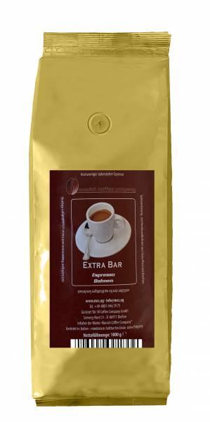 MCC Espresso Extra Bar - Bohnen 250g
