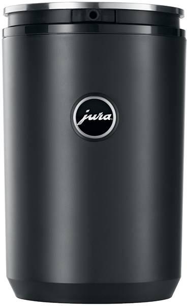 JURA Milchkühler Cool Control, 1,0 Liter, Schwarz mit Waagemodul - Modell 2018 in 36 Raten