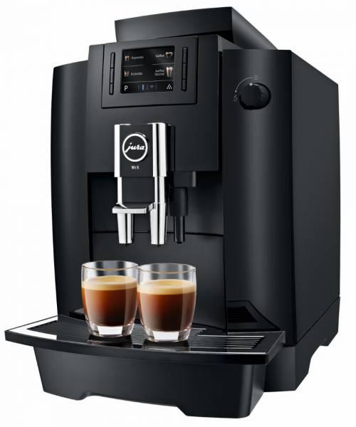 JURA WE6 INKLUSIVE KAFFEE (30 Tassen pro Tag) und GARANTIE. 36 Raten à