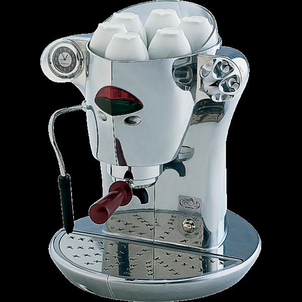 Elektra Nivola Espresso und Cialdemaschine
