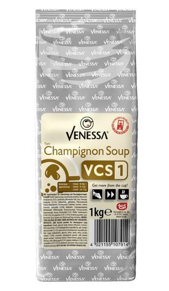 Venessa VCS 1 - Champignon Suppe Vending - 10x 1KG