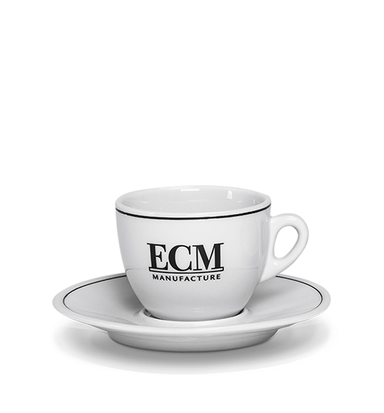 ECM Dickwandige Cappuccinotasse 6-er-Set