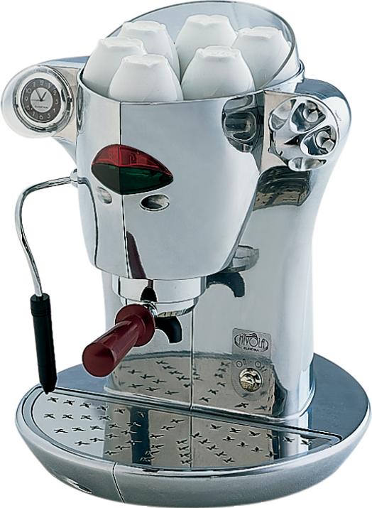 Elektra Nivola Espresso und Cialdemaschine günstig auf mcc