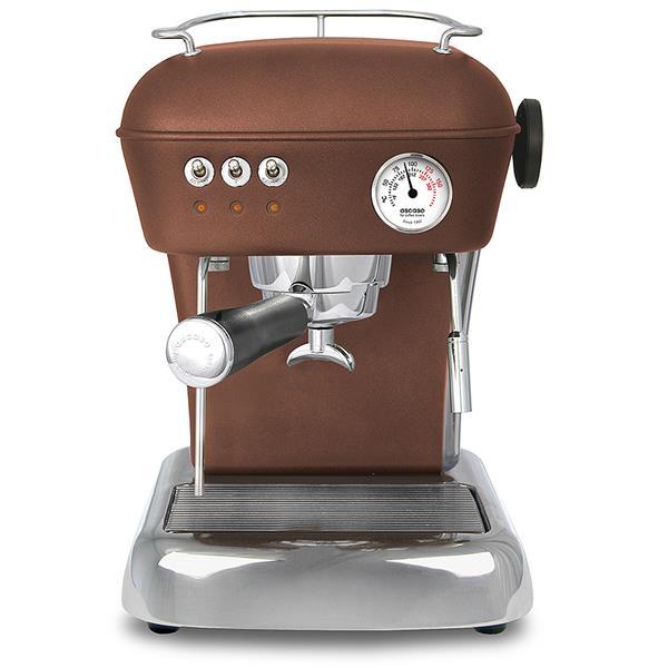 Ascaso Espressomaschine Dream Chocolate Brown