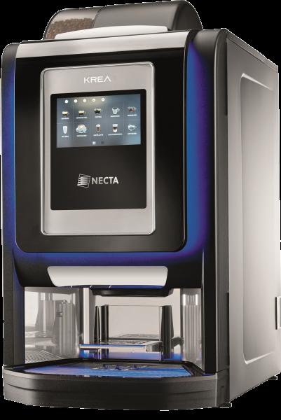 Necta Krea Touch Kaffeeautomat Trockenmilch
