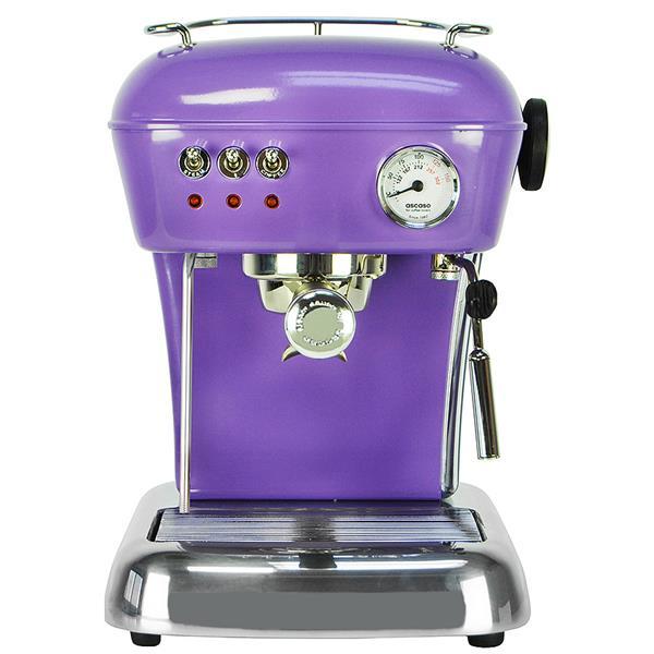 Ascaso Espressomaschine Dream Lila