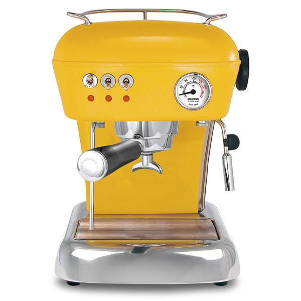 Ascaso Espressomaschine Dream Gelb