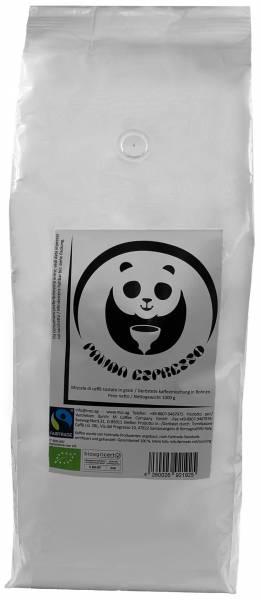 Bio-Fairtrade PANDA-Espresso 1kg