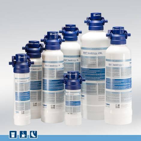 BWT Filterkerze water-and-more Bestmax S cartridge (Kartusche)