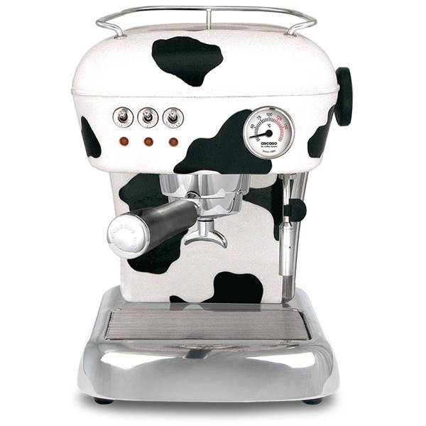 Ascaso Espressomaschine Dream Kuhmuster
