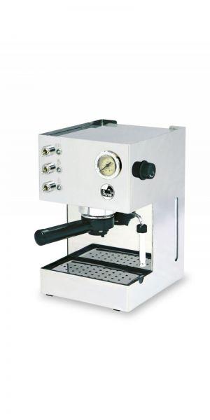 La Pavoni Gran Caffè Crema Steel Edelstahl - GCPM Vorführgerät