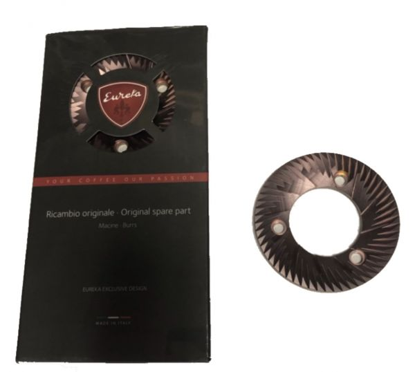 Eureka Mahlscheiben 74mm Red Speed aus Spezialstahl besser Titanium