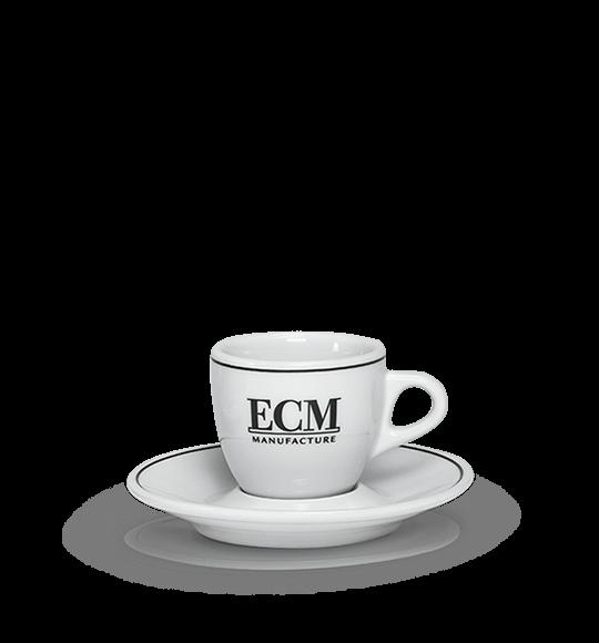 ECM Dickwandige Espressotasse 6-er-Set
