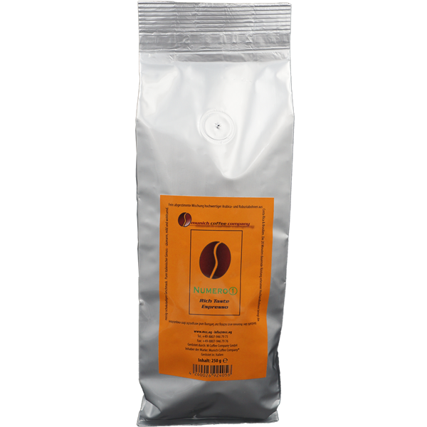 MCC Espresso Numero1 - Bohnen 250g