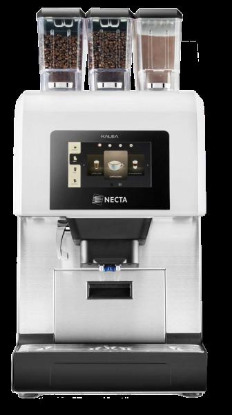 Necta KALEA Kaffeeautomat Frischmilch Röster-Finanzierung 100 Tassen pro Tag
