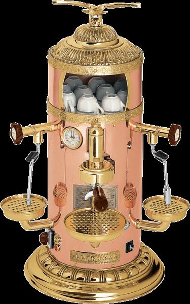 Elektra Belle Epoque Kupfer-Messing O - Halbautomatisch