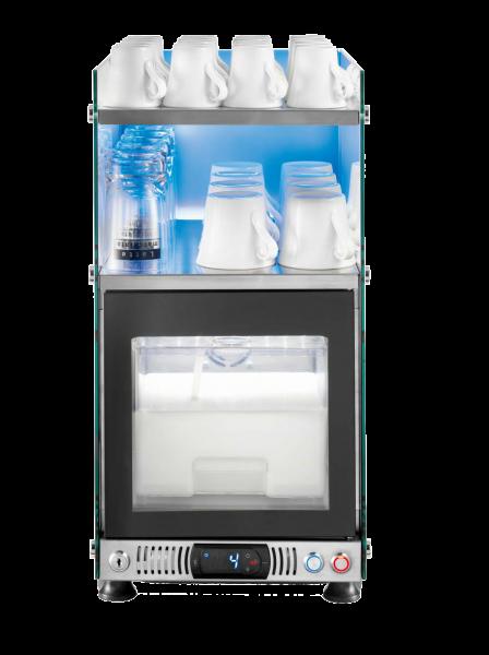 Necta Kühlschrank mit Tassenwärmer passend zur KALEA