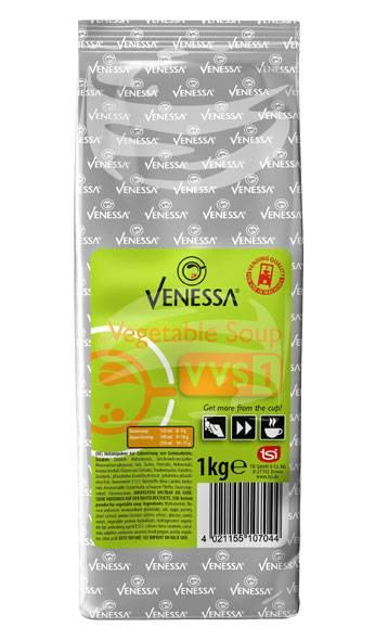 Venessa VVS 1 - Gemüse Suppe Vending - 10 x 1KG