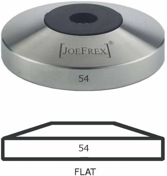 Tamper-Basis (Unterteil) Edelstahl Flat Ø54mm