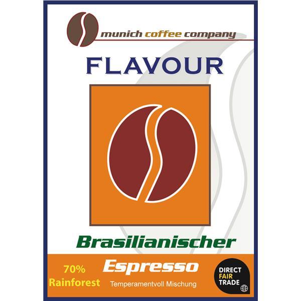 MCC Samba Flavour 1 kg (Bohnen)