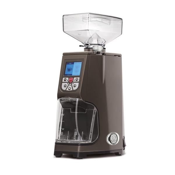 Eureka ATOM Kaffeemühle grind on demand - Dunkelgrau metallic - VORFÜHRGERÄT