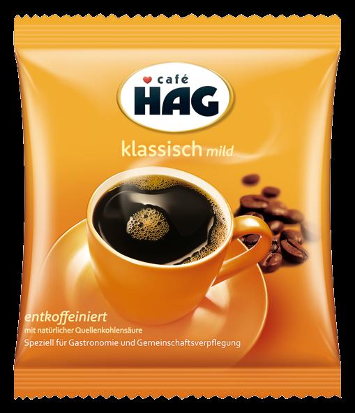 Jacobs Kaffee HAG entcoffeiniert - 60g Sachet - 80 Stück - 4055541
