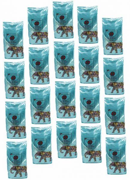 "20x MCC Espresso - ""Sweet Elefant"" mit Elefantenbohne - Nussig"