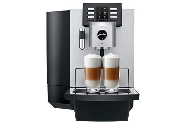 JURA X8 Vollautomat nebst leckerem Espresso in 48 Raten INKLUSIVE mtl. 10kg Espresso