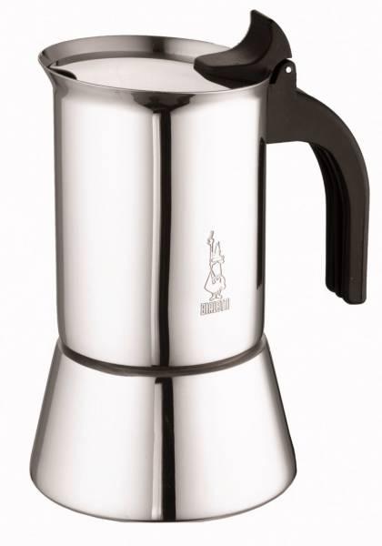 Bialetti Venus 2 Tassen Espressokocher Edelstahl - B-Ware