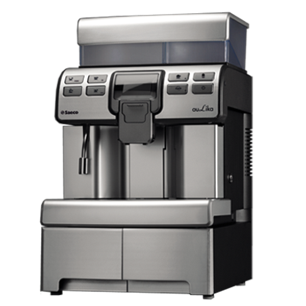 Saeco Aulika One Touch Cappuccino UVP. 2.199 Euro - Festwasserautomat